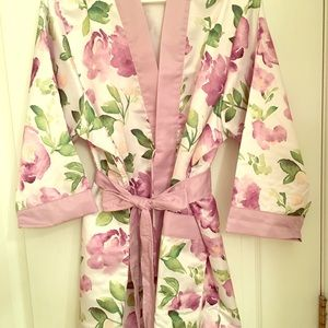 Other - The Knot Shop small silky robe, 3 total